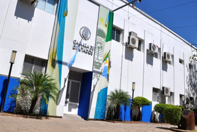 La Legislatura aprobó el traspaso de espacios vedes al Municipio de Resistencia