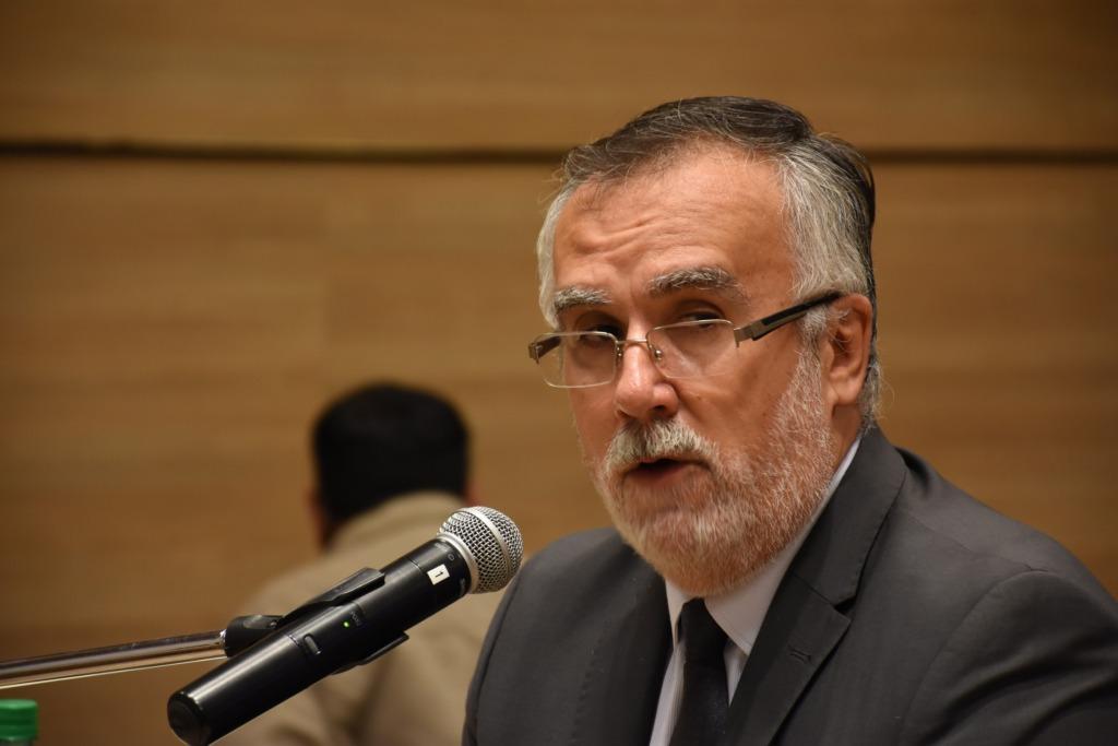 Víctor del Río es el nuevo ministro del Superior Tribunal de Justicia de la provincia