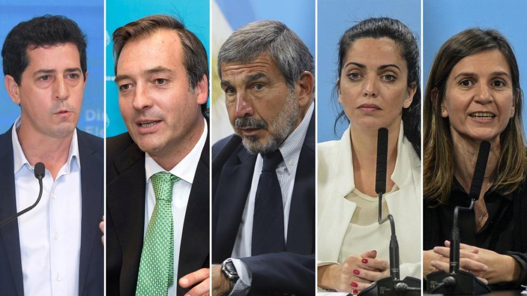 Ministros y funcionarios pusieron a disposición del presidenteAlberto Fernándezsus renuncias